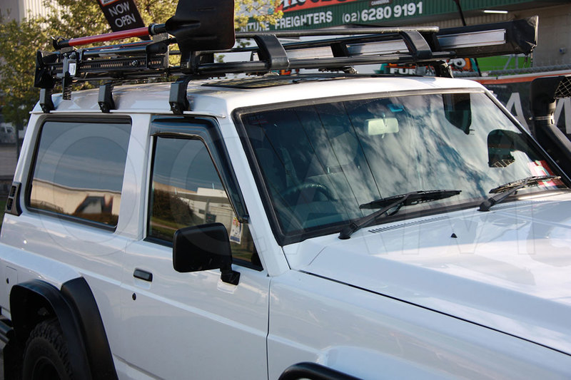 Premium Roof Rack For Pajero Patrol Gq Gu Landcruiser