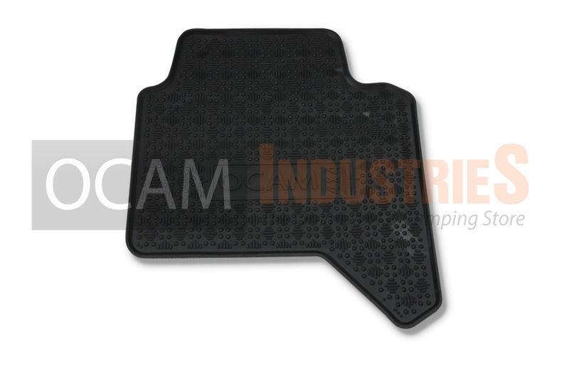 Rubber Floor Mats For Ford Ranger Px Pxii T6 Xlt Xls Xl
