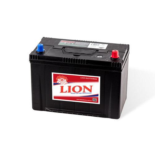 Lion Crank Starting Battery Sealed Maintenance Free 760 Cca