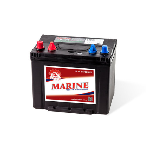 Sealed Maintenance Free Marine Starting Battery 680 Cca