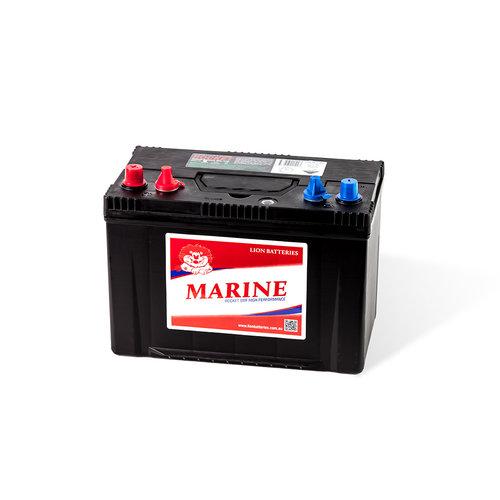 Sealed Maintenance Free Marine Starting Battery 730 Cca
