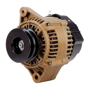 Alternator to suit Toyota Hilux 1997-2005 and Prado 90/95 Series High output E-COATED  DENSO Type 12V 100Amp
