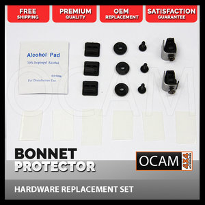 Replacement Bonnet Protector Clips For Holden VT VX Commodore 1997-2002