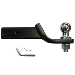 Tow Bar Receiver Hitch Kit Trailer 4WD Car Boat 3,500kg rating