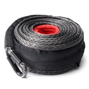 Electric Winch 30M Synthetic Rope Dyneema Replacement