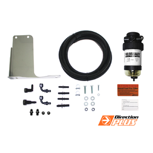 Fuel Manager Pre-Filter Kit For Holden Colorado RG / Colorado 7, 2012-On