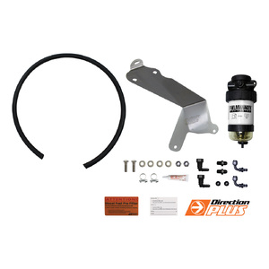 Fuel Manager Pre-Filter Kit For Mazda BT-50 / Ford Ranger PX, 2011-20, 2.2L & 3.2L, Everest