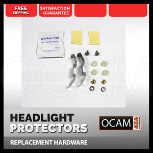 OCAM Replacement Headlight Protector Clips for Holden Captiva 2006-2010