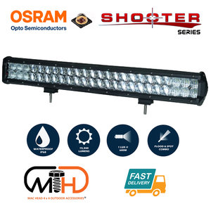 "Mac Head 23"" LED Light Bar Oslon Combo Spot Flood 5D 4WD Offroad"