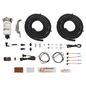 PreLine-Plus Diesel Pre Filter Kit For Holden Colorado RG & 7,  2012-Current, With Water Sensor Alert