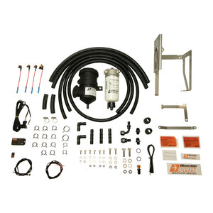 PRELINE-Plus / PROVENT Dual Kit for Isuzu D-MAX & MU-X, 2012-2020
