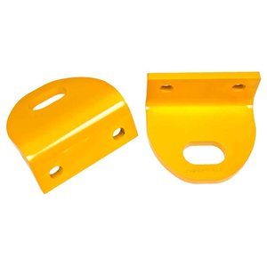 Roadsafe HD Recovery Tow Points For Nissan Navara D40 PAIR 4WD Rated