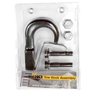 Roadsafe Recovery Hook - Rated 4.5T