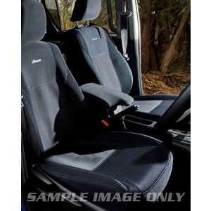 Wetseat Tailored Neoprene Seat Covers & Armrest Covers for Toyota FJ Cruiser 03/2011-Current