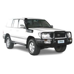 Safari V-Spec Snorkel For Toyota Landcruisder 100 Series, 105 Series 1998-07