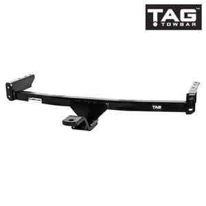 TAG Towbar For Mitsubishi Triton ML/MN (ML S/SIDE ONLY) Standard W/OUT Step 2006-15 1200/120KG