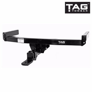TAG Towbar For Toyota Hilux N70 2005-15 With Bumper Step, 2500kg/250kg