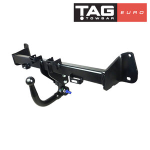 TAG Towbar For Volvo XC90 European Style, 08/2015-On, 2450/140KG, For Hybrid / R-Design models, Vertical Detach